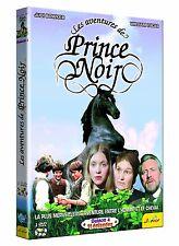 """COFFRET 2 DVD """"LES AVENTURES DE PRINCE NOIR - SAISON 4"""""""