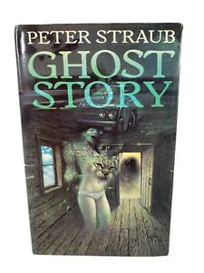 Peter Straub Ghost Story 1979 First UK Edition