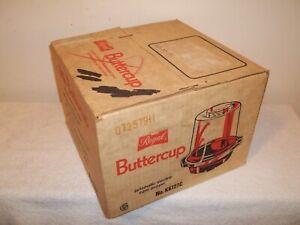 Vtg New In Sealed Box Regal 4 Quart Electric Popcorn Corn Popper Self Buttering