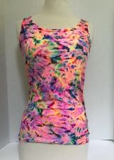 *New* Handmade Women's Tank, Tie Dye, Fruity Pebbles, All Sizes, Festival
