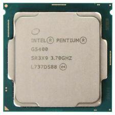 Intel Pentium G5400 3.7GHz Dual-Core Quad-Thread CPU Processor 4M 54W LGA 1151