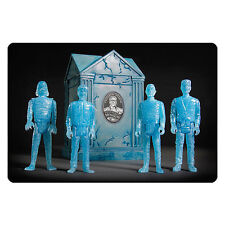 Universal Monsters ReAction Blue Glow Action Figures with Crypt - SDCC Exc NEW!