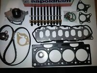 RENAULT TRAFIC 1.9 F9Q DTi DCi TIMING BELT KIT + WATER PUMP & HEAD GASKET SET