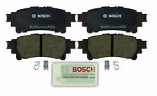 For GS350 IS250 IS350 RX350 RX450h Highlander Prius V Sienna Disc Brake Pad New