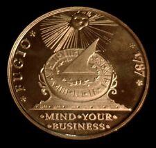 Lot of 20 - 1 oz Copper Round - Fugio Cent