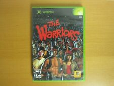The Warriors - XBOX - Used - Complete