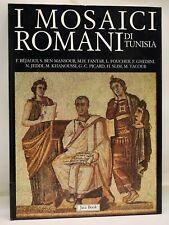 Storia antica Architettura  I MOSAICI ROMANI DI TUNISIA 1995 1a Jaca Book Tavole