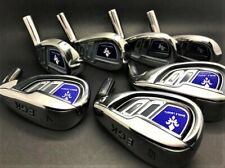 HEADS ONLY! EGK SINGLE LENGTH IRON COMPONENT, COMPLETE SET 4 IRON-SAND WEDGE