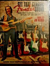 Get That Classic Fender Sound: Electric Guitar Licks & Styles [Homespun DVD]