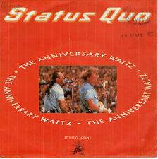 Status Quo - The anniversary waltz; Spain; Promo