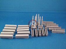 Tank Workshop 1/35 German 88mm Ammunition Set No.2 (15 Crates & 6 Shells) 353041