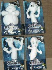 1994 Tyco Casper The Friendly Ghost 10' Plush Toys Glow In The Dark Set of 4