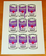 LARGE DEATH NYC - 9 Cans A/P Print - NYC COA & Sticker 45 x 32