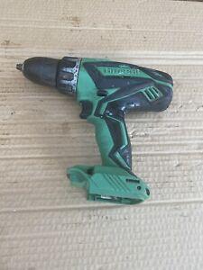 HITACHI DV18DGL 18v Li-ion Cordless Hammer Drill / Driver - Body only