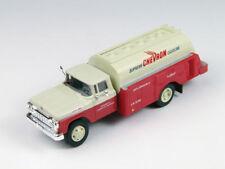 HO Mini Metals 30420 1960 Ford Tank Truck - Chevron Supreme Gasoline [D/C]