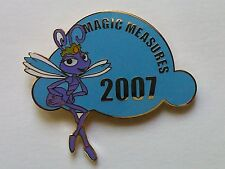 2007 DISNEYLAND CAST MAGIC MEASURES ITS A BUGS LIFE PRINCESS ATTA 250 AWARD PIN
