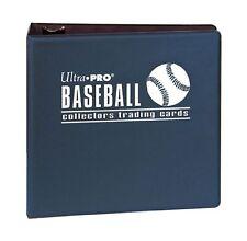 "UltraPro 3"" Blue Baseball Album"