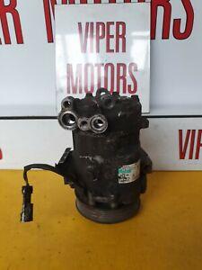 Vauxhall Corsa D AC Air Con Compressor Pump 13197538 GW2 06-14