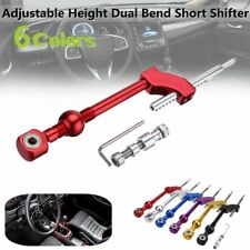 Dual Bend Circuit Adjustable Height Extend Short Shifter Set For Honda Civic B&D
