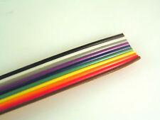 SAE Multicolore Nastro Cavo 044 04 AWG28 7/36 4 Way 5 Metri OMR3-00