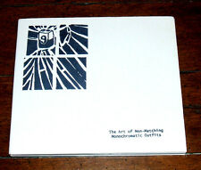 CD: 9 Volt Haunted House - The Art of Non-Matching Monochromatic Outfits Digipak