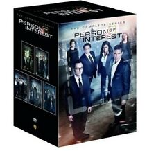 Person of Interest: Complete TV Series Seasons 1 2 3 4 5 Boxed DVD Sets NEW!