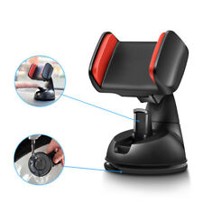 360° Universal Windshield Bracket Car Holder Stand Mount For Mobile Cell Phone