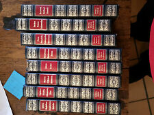 Nobel Prize Library 8 Volumes Reymont Rolland Russell Seferis Sholokhov Eliot