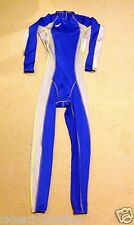 RARE Speedo Fastskin FS II Full Body bodyskin Racer SkinSuit Large speedsuit