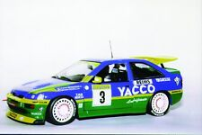 1:18 UT Models Ford Escort RS Cosworth '96 #3 Monte Carlo Rally Winner 'Yacco'