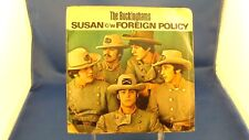 THE BUCKINGHAMS - Susan / Foreign Policy - NEAR MINT- 1967 w/ PICTURE SLEEVE
