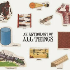 Johnny Parry : An Anthology of All Things CD (2014) ***NEW***