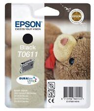 EPSON ORIGINAL T0611 D68PE D88PE DX3800 DX3850 DX4200 DX4250 DX4800 DX4850 TINTE