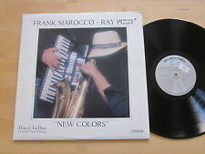 Frank Marocco & Ray Pizzi - New Colors LP Trend D2D Audiophile Ultrasonic VG++