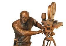 """Giving Life to Fantasy"" Ray Harryhausen's last original bronze sculpture"
