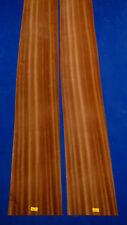 Mahagoni Sapeli  Furnier Intarsien Modellbau Holz 1942
