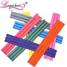 Rods 10 pieces Hair Curling Flexi rods Magic Air Hair Roller Curler Bendy Magic