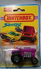 Matchbox Superfast 25 Mod Tractor MOC 1975