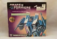 2002 Transformers - Classic Re-issue - Commemorative Series 3 - Thundercracker