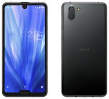 SHARP AQUOS R3 IGZO ANDROID PHONE UNLOCKED JAPAN DOLBY BLACK SHV44 SH-04L 808SH