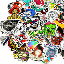 Mixed Random Stickers Motorcycle Car ATV Racing Bike Helmet toy Decal Funny 200