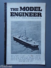 R&L Mag: Model Engineer - Vol 95 - No.2377 - 28 November 1946