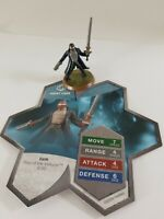 Agent Carr Heroscape Rise of the Valkyrie