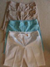 Reduced Sz 14 14P  L Variety of Brands Bermuda Shorts Jones NY Charter Club IZOD