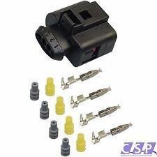 VW Stecker Reparatursatz Steckverbinder Buchse 4-pol. OEM 1J0973704 1J0 973 704