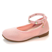 Fashion Children Girl Princess Shoes Kids Girl Student Party Wedding Shoes Size