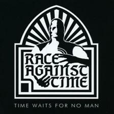 RACE Against Time-Time attese for no man-NWOBHM-Sweet Savage-High Roller Rec. - SCATOLA ORIGINALE
