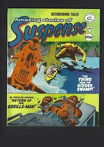 Amazing Stories of SUSPENSE No.146 ( Softcover - Alan Class & Co.Ltd.