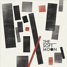 The  Soft Moon by The Soft Moon (CD, Nov-2011, Captured Tracks)