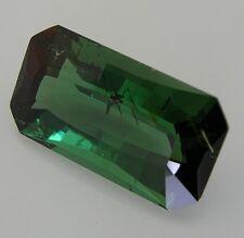 Blue green Namibian tourmaline 6.58 carats!
